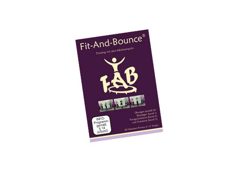 Trimilin Video DVD Fit-And-Bounce