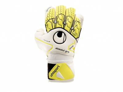 Uhlsport Torwarthandschuhe Absolutgrip Bionik+