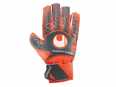 Uhlsport Torwarthandschuhe Tensiongreen SOFT SF Junior