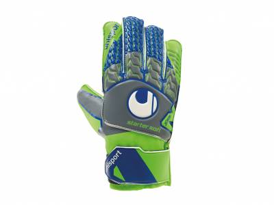 Uhlsport Torwarthandschuhe Tensiongreen Starter Soft