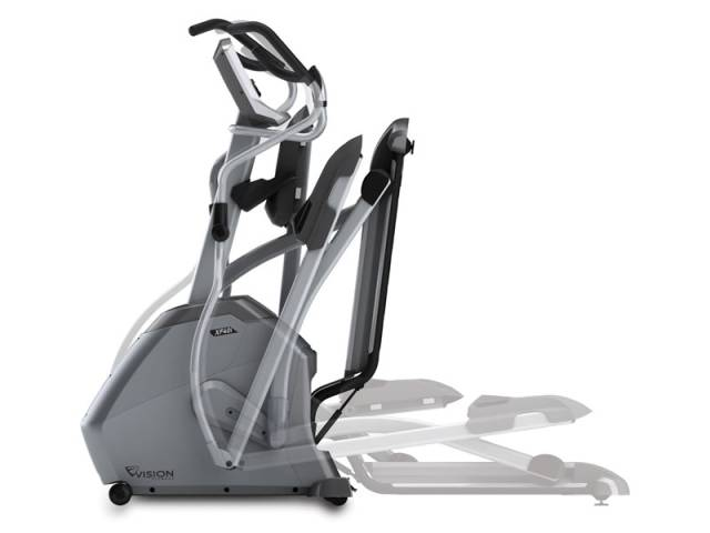 Vision Fitness Ellipsentrainer XF40i Classic