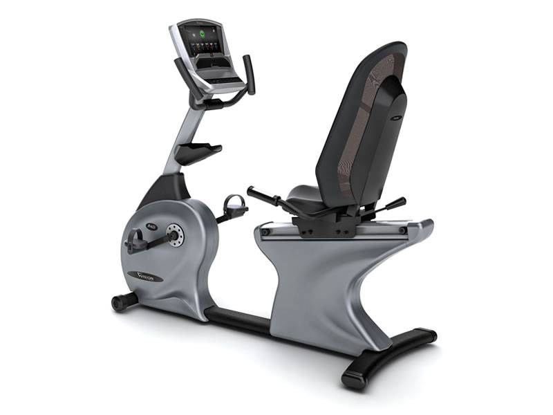Vision Fitness Liegeergometer R40i Touch